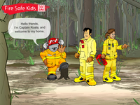 New Project: CFA Fire Safe Kids!