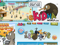 QMG Wins 2 Interactive Media Awards for eKidna World!