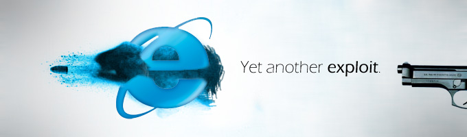 Surprise! New Internet Explorer Exploit!
